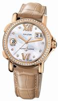Ulysse Nardin Dual Time Lady Ladies Wristwatch 226-28B-CB/30-01