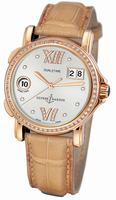 Ulysse Nardin Dual Time Lady Ladies Wristwatch 226-28B/30-01