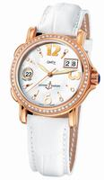 Ulysse Nardin Dual Time Lady Ladies Wristwatch 226-28B/691