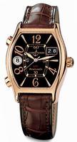Ulysse Nardin Michelangelo UTC Dual Time Mens Wristwatch 226-48/52