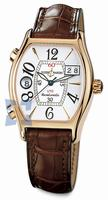 Ulysse Nardin Michelangelo UTC Dual Time Mens Wristwatch 226-68-581
