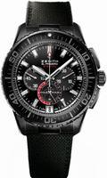 Zenith El Primero Stratos Flyback Mens Wristwatch 24.2062.405-27.C707
