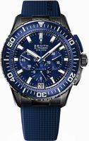 Zenith El Primero Stratos Flyback Americas Mens Wristwatch 24.2066.405-57.R514