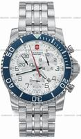 Swiss Army Maverick II Chronograph Mens Wristwatch 241051