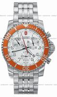 Swiss Army Maverick II Chronograph Mens Wristwatch 241088
