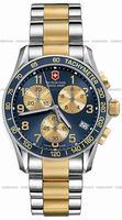 Swiss Army Chrono Classic Mens Wristwatch 241123