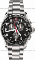 Swiss Army Chrono Classic XLS Mens Wristwatch 241199