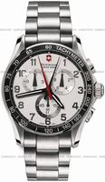 Swiss Army Chrono Classic XLS Mens Wristwatch 241213