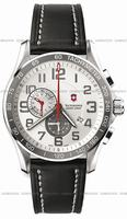 Swiss Army Chrono Classic XLS Alarm Mens Wristwatch 241281
