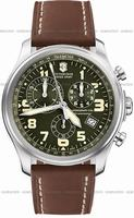 Swiss Army Infantry Vintage Chrono Mens Wristwatch 241287