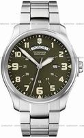 Swiss Army Infantry Vintage Day-Date Mens Wristwatch 241291