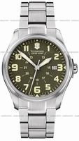 Swiss Army Infantry Vintage Mens Wristwatch 241292
