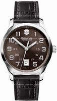 Swiss Army Alliance Mens Wristwatch 241323