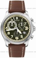 Swiss Army Infantry Vintage JUBILEE EDITION Mens Wristwatch 241328
