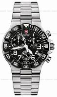 Swiss Army Summit XLT Chrono Mens Wristwatch 241337