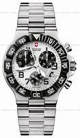 Swiss Army Summit XLT Chrono Mens Wristwatch 241339