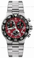 Swiss Army Summit XLT Chrono Mens Wristwatch 241342