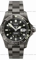 Swiss Army Dive Master 500 Black Ice Mecha Mens Wristwatch 241356