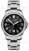 Swiss Army Officers Gent Mens Wristwatch 241358