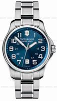 Swiss Army Officers Gent Mens Wristwatch 241360