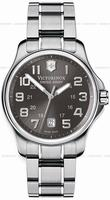 Swiss Army Officers Gent Mens Wristwatch 241361