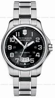 Swiss Army Officers Mecha Mens Wristwatch 241370