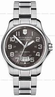 Swiss Army Officers Mecha Mens Wristwatch 241373
