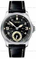 Swiss Army Infantry Vintage Small Second Mecha Mens Wristwatch 241377