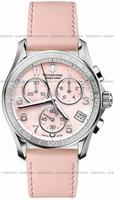 Swiss Army Chrono Classic Ladies Wristwatch 241419