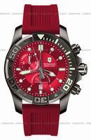 Swiss Army Dive Master 500 Chrono Mens Wristwatch 241422