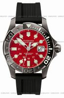 Swiss Army Dive Master 500 Black Ice Mens Wristwatch 241427