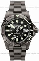 Swiss Army Dive Master 500 Black Ice Mens Wristwatch 241429