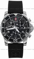 Swiss Army Maverick II Chronograph Mens Wristwatch 24143