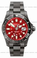 Swiss Army Dive Master 500 Black Ice Mens Wristwatch 241430