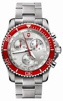Swiss Army Maverick GS Chronograph Mens Wristwatch 241434