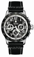 Swiss Army AirBoss Mach 6 Mechanical Mens Wristwatch 241447