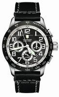 Swiss Army AirBoss Mach 6 Mechanical Mens Wristwatch 241447