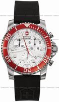 Swiss Army Maverick II Chronograph Mens Wristwatch 24145