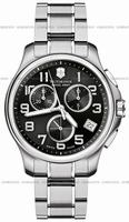 Swiss Army Officers Chrono Mens Wristwatch 241453