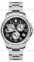 Swiss Army Officers Chrono Mens Wristwatch 241455