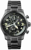 Swiss Army Infantry Vintage Chrono Mechanical Mens Wristwatch 241460