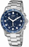 Swiss Army Chrono Classic Mens Wristwatch 241497