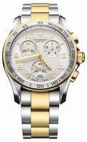 Swiss Army Chrono Classic Mens Wristwatch 241509