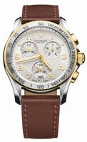 Swiss Army Chrono Classic Mens Wristwatch 241510