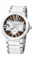 Ulysse Nardin Executive Lady Ladies Wristwatch 243-10-7/30-05