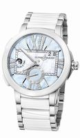 Ulysse Nardin Executive Lady Ladies Wristwatch 243-10-7/393