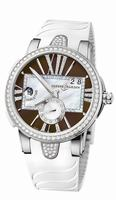 Ulysse Nardin Executive Lady Ladies Wristwatch 243-10B-3C/30-05