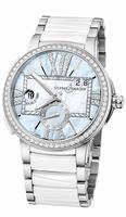 Ulysse Nardin Executive Lady Ladies Wristwatch 243-10B-7/393
