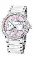 Ulysse Nardin Executive Lady Ladies Wristwatch 243-10B-7/397