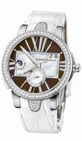 Ulysse Nardin Executive Lady Ladies Wristwatch 243-10B/30-05